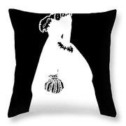 Martha Jefferson Randolph (1772-1836) Throw Pillow