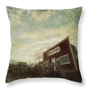 Marys Rooms Throw Pillow