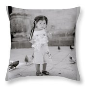 A Sweet Life Throw Pillow