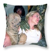 Michele Phillips 1987 Throw Pillow