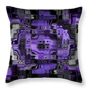Motility Series 10 Throw Pillow