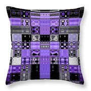 Motility Series 12 Throw Pillow