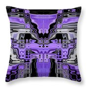 Motility Series 13 Throw Pillow