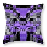 Motility Series 14 Throw Pillow