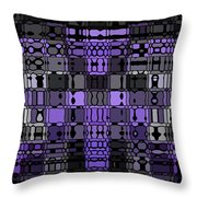 Motility Series 16 Throw Pillow