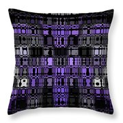Motility Series 17 Throw Pillow