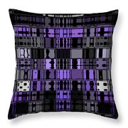 Motility Series 18 Throw Pillow