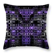 Motility Series 19 Throw Pillow