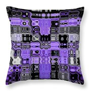 Motility Series 20 Throw Pillow