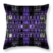 Motility Series 21 Throw Pillow