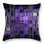 Motility Series 22 Throw Pillow
