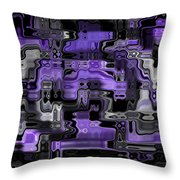 Motility Series 8 Throw Pillow