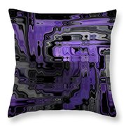 Motility Series 9 Throw Pillow