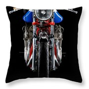 Mv Agusta 750 S Throw Pillow