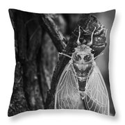 New Skin Throw Pillow