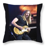 Night Ranger Throw Pillow
