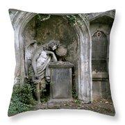 Pathos In Prague Throw Pillow