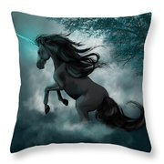 Only Dreams Remain Throw Pillow