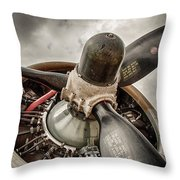 P-17 Prop Throw Pillow