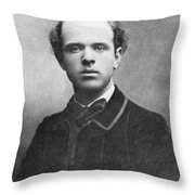 Pablo Casals (1876-1973) Throw Pillow