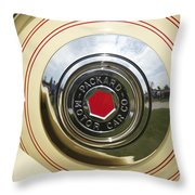 Packard 1936-37 Throw Pillow