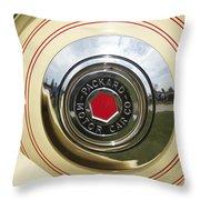 Packard 1936-37 Throw Pillow