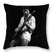 Paul In Spokane 1977 Throw Pillow
