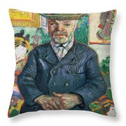 Pere Tanguy Throw Pillow