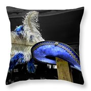 Pirates Of The Caribbean V7 Throw Pillow