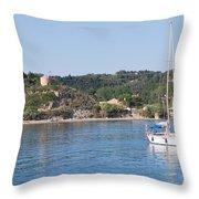 Porto Bay Throw Pillow