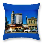 Queen Theater Throw Pillow