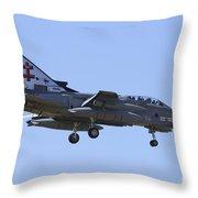 Raf Tornado Throw Pillow