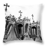 Religious Artifacts Throw Pillow