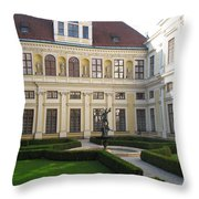 Residence Munich Throw Pillow