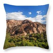 Santa Ynez Valley Throw Pillow