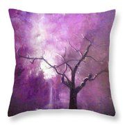 Skyeden Night Throw Pillow