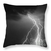 Solo Dancers Throw Pillow
