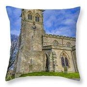 St Andrews Aysgarth Throw Pillow