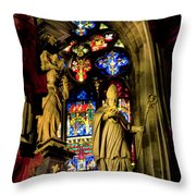 St Stephens - Vienna Throw Pillow