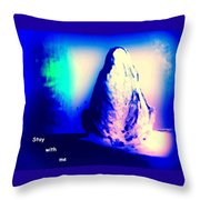 Stay With Me, Make Me Sway  Throw Pillow