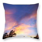 #takeadeepbreath Throw Pillow