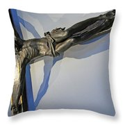 Tacca's The Pistoia Crucifix Throw Pillow