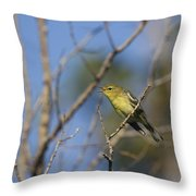 Talking About It Throw Pillow