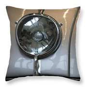 Tatra 87 High Beam Throw Pillow