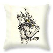 The Gargunny Throw Pillow