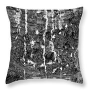 Weeping  Throw Pillow