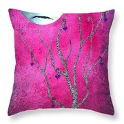 The Zebra Effect 3 Throw Pillow by Oddball Art Co by Lizzy Love