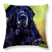 This Is Fred Throw Pillow