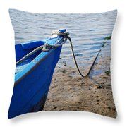 Tide's Out 3 Throw Pillow