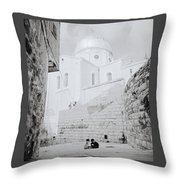 Togetherness Throw Pillow